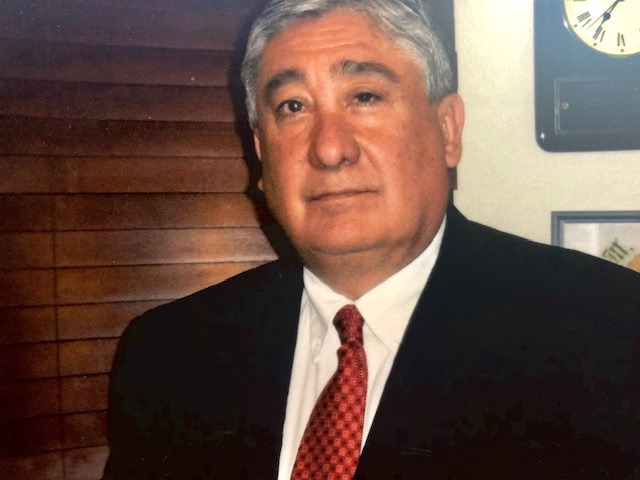 District Attorney Roberto Serna